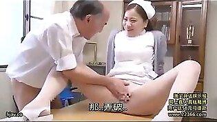Pantyhose of nurse