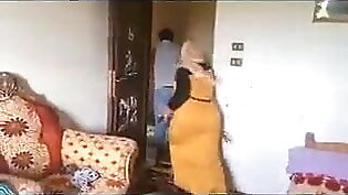 Egyptian wife has sex on Valentine's Day