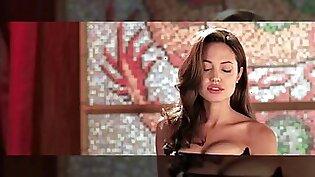 Angelina jolie sex scene compilation