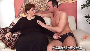big tits big ass bbw short hair mature