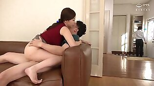 Hot japonese mom and stepson 00700