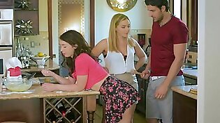 Joseline Kelly & Natasha Nice in Oops, I Made a Mess! - StepMomLessons