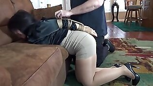 Tied and Force Fucked
