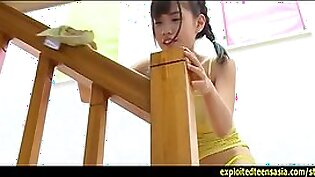 Jav Amateur Debut Teen Yoko Kondo Teases Stripping Then Getting Water Squirted In Her Mouth And Ass Cute Babe