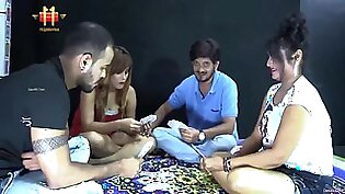 Card Playing (foursome 2x2)